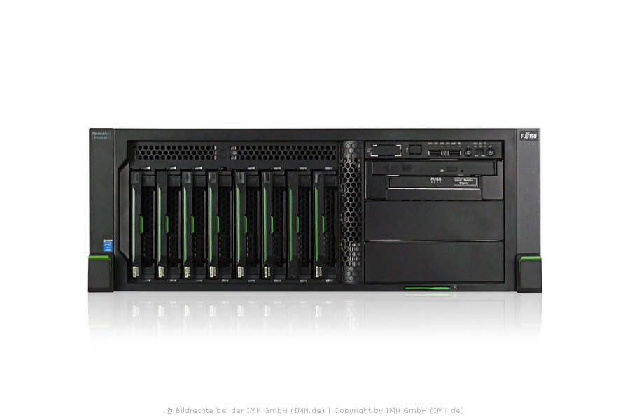 PRIMERGY Rack Server, IT-Wiedervermarktung
