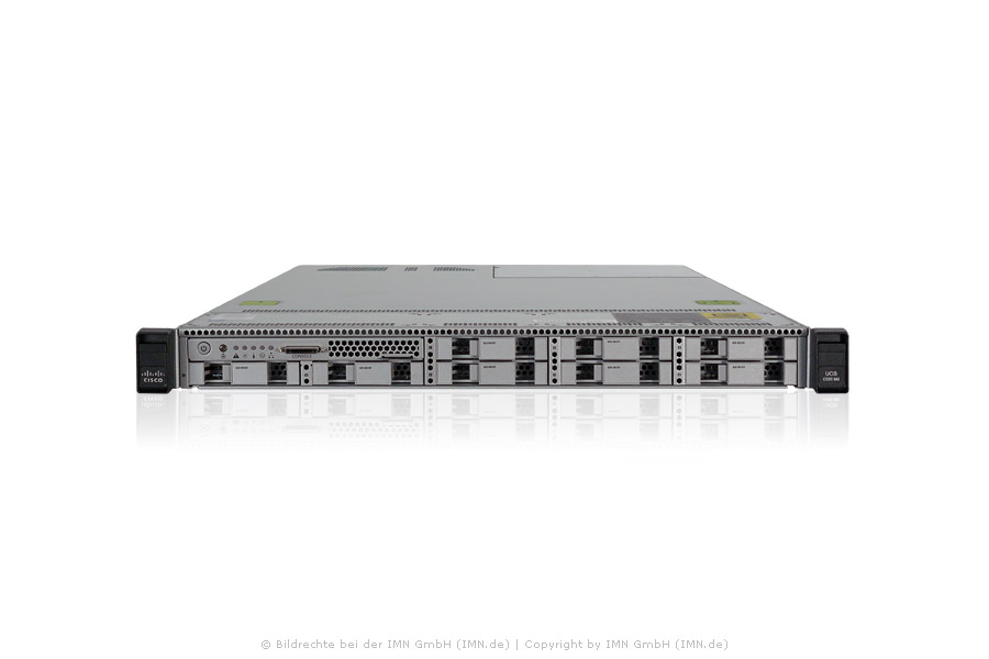 C220 M3 High-Density Rack Server
