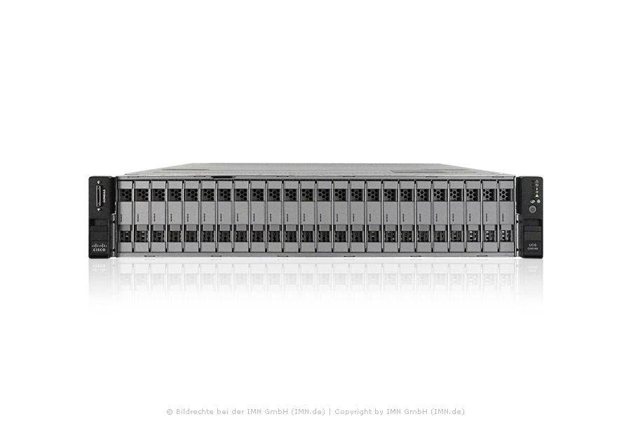 C240 M3 High-Density Rack Server