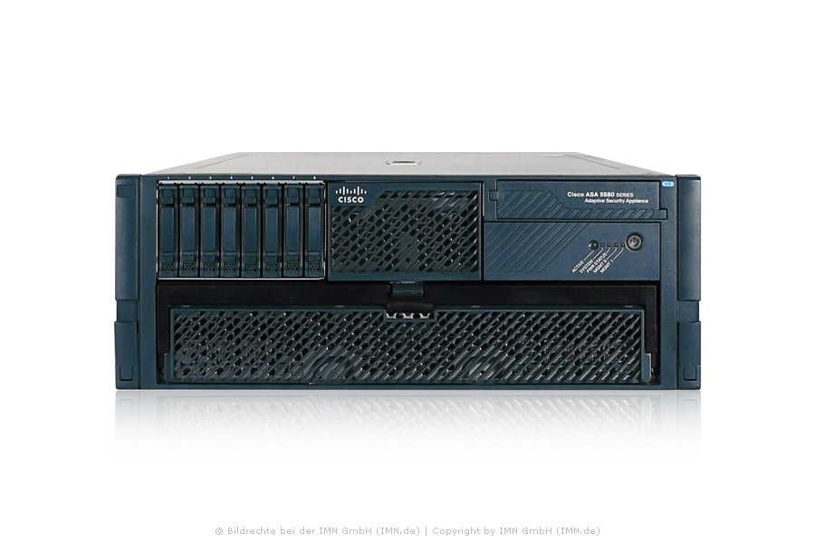 Cisco ASA 5580-40-8GE-K9