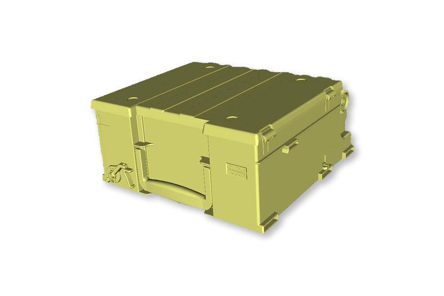 Diebold Nixdorf  CMD RR-Kassette / cash box mit Schloss / lock