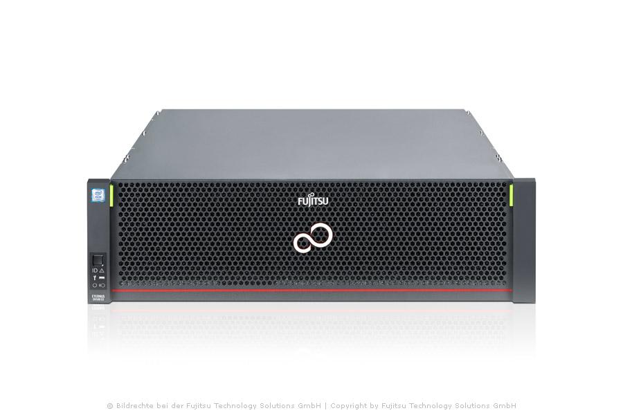 ETERNUS DX600 S3 Base mit 2x CA FC 16G 4port x2 und Cache128GB Cache