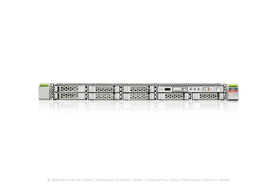 Fujitsu M10-1 SPARC Server