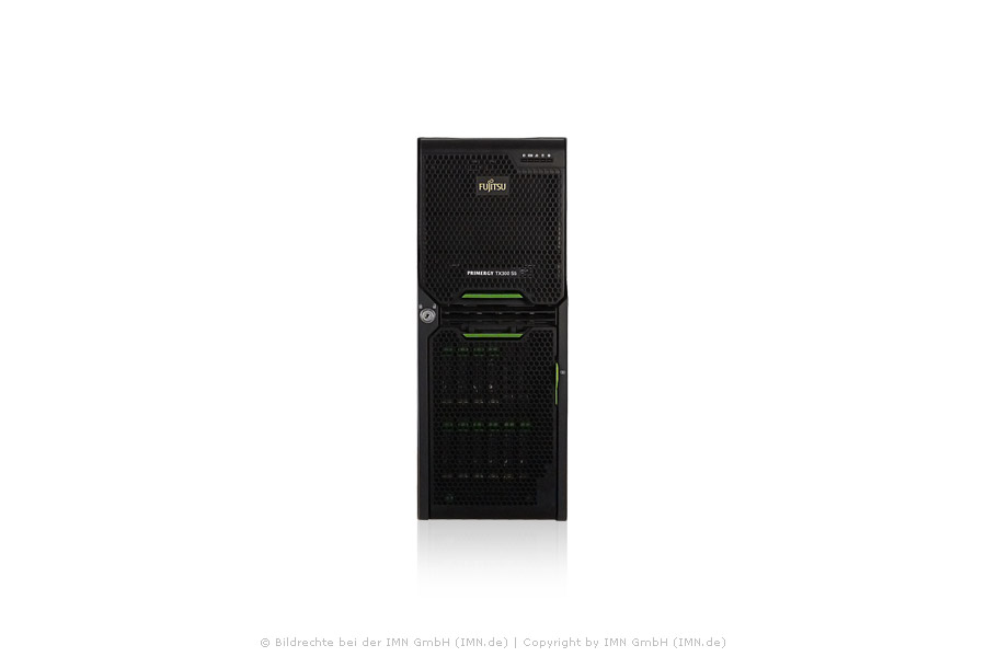 Fujitsu Primergy TX300 S5, E5520, 12GB, 8x SFF