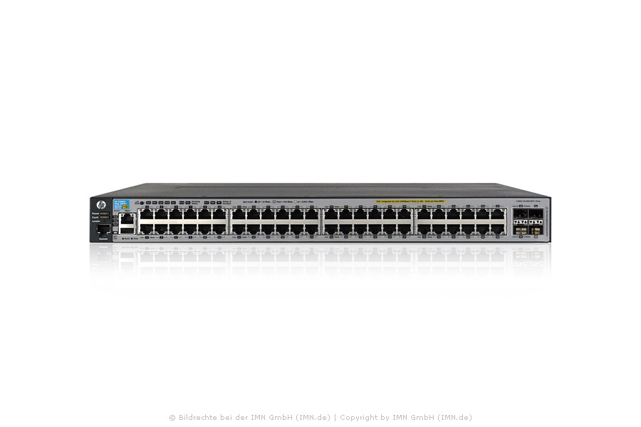 HP 3800-48G-PoE+-4SFP+ Switch
