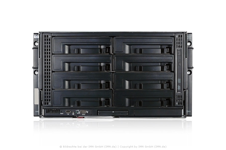 HP BladeSystem c3000 Enclosure, rfb.