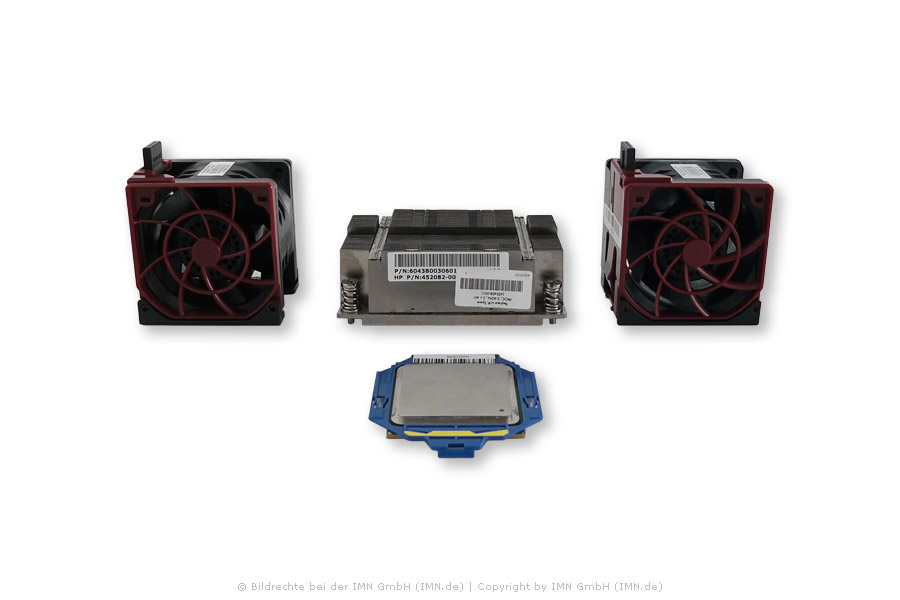 HP CPU Kit E5-2620, rfb.