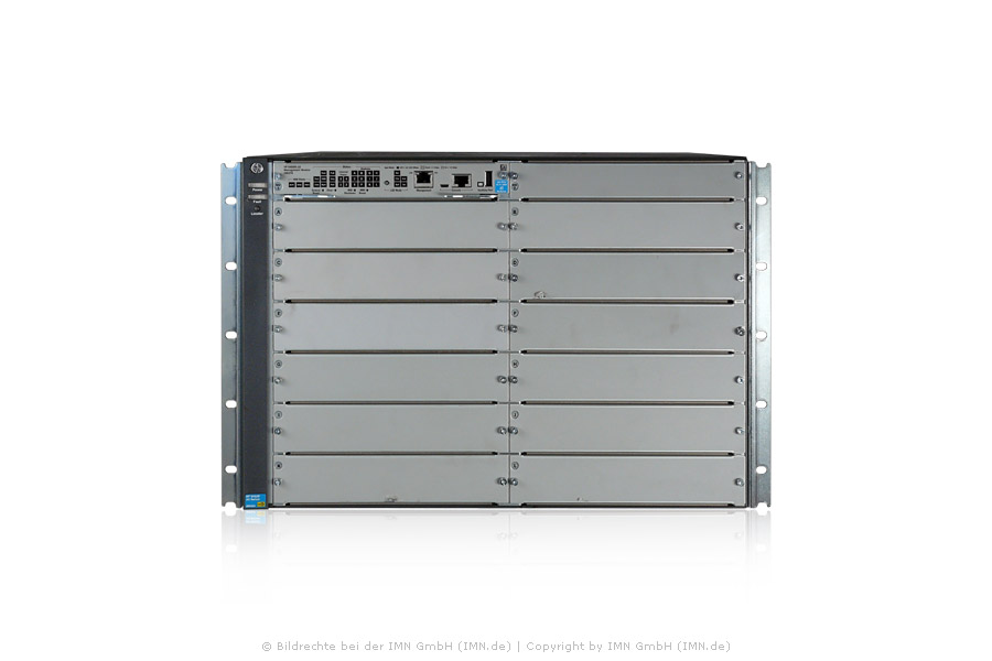 HPE 5412R zl2 Switch