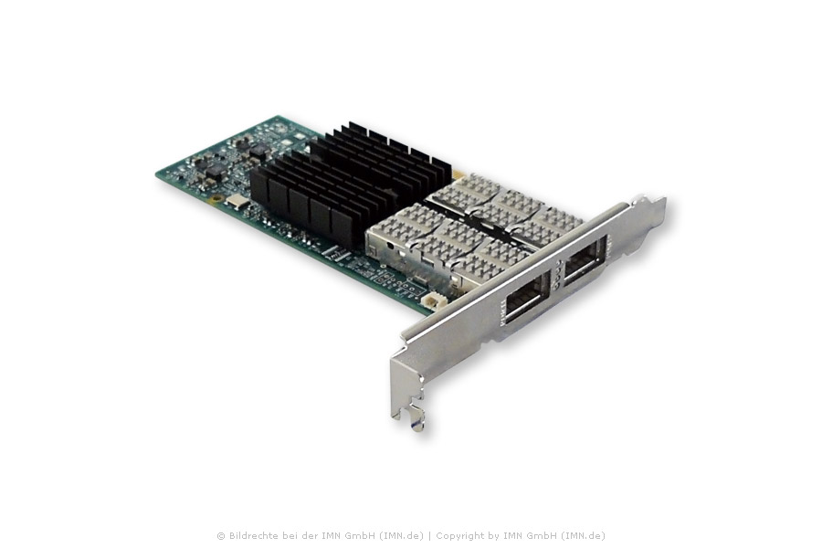 HPE InfiniBand FDR/Ethernet 10Gb/40Gb 2-port 544+QSFP Adapter