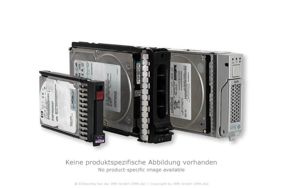 HP Festplatte 146GB SCSI 10K