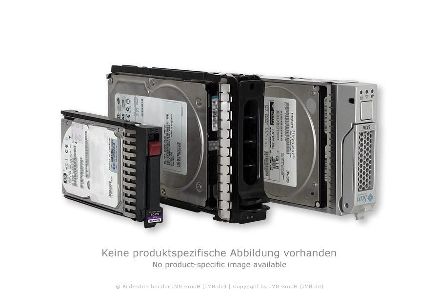 HP Festplatte 600GB SAS 15K 6G 3,5