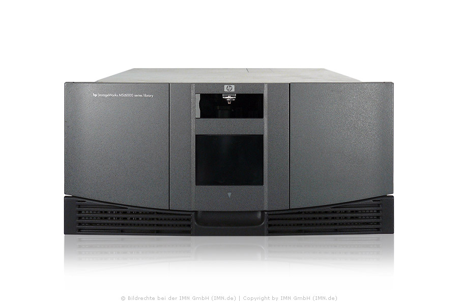 HP MSL6030 Tape Library