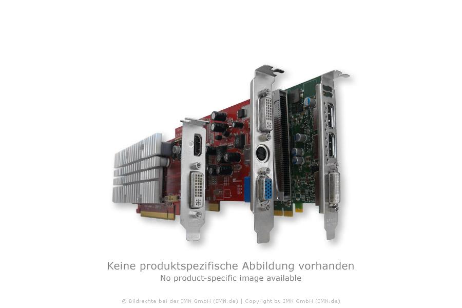 HP Nvidia Quadro FX1700 512 MB PCI-E 16x Grafikkarte
