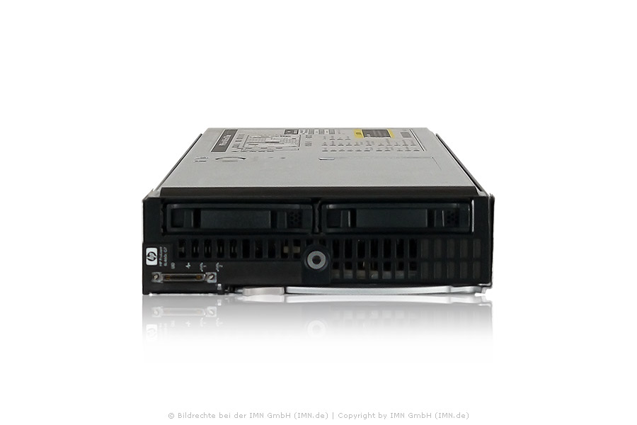 HP ProLiant BL460c G5