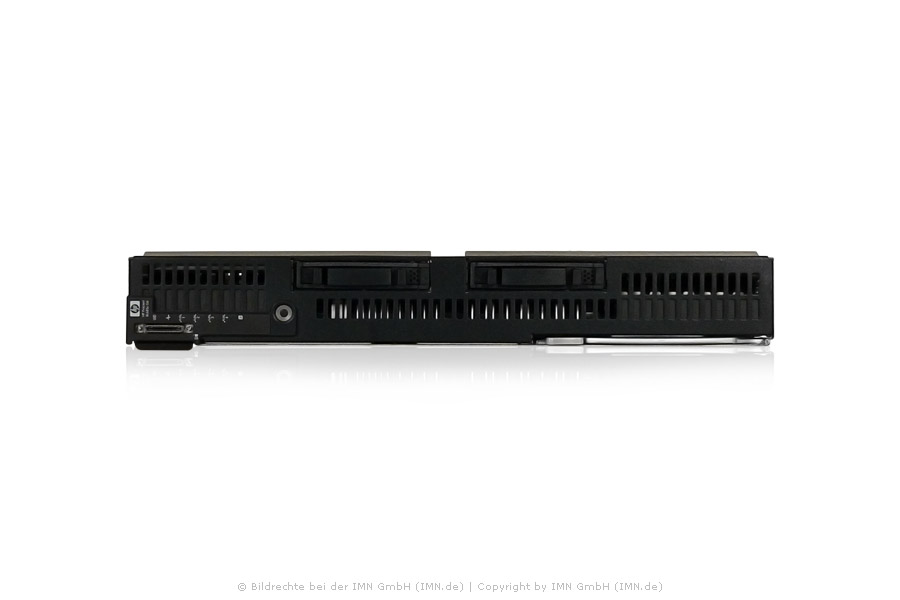 HP ProLiant BL685c G6, 2x 8387, 8GB Ram, rfb.