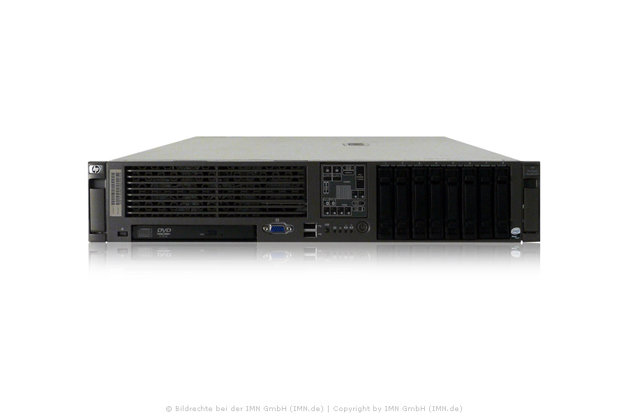 HP ProLiant DL385G5, 2x AMD 2356, 16GGB