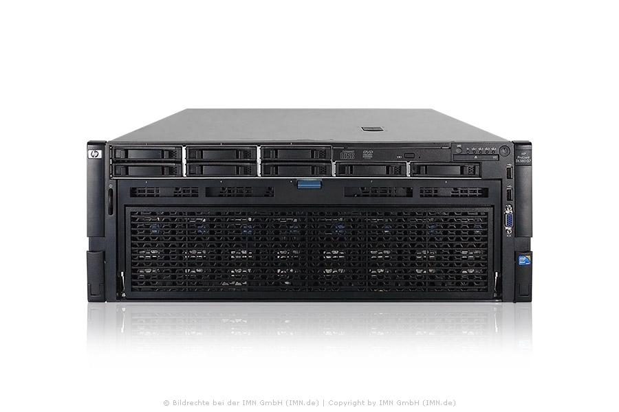 HP ProLiant DL585 G7, 4x 6140, 128GB Ram,1GB FBWC, 4x PSU, Rackkit rfb.