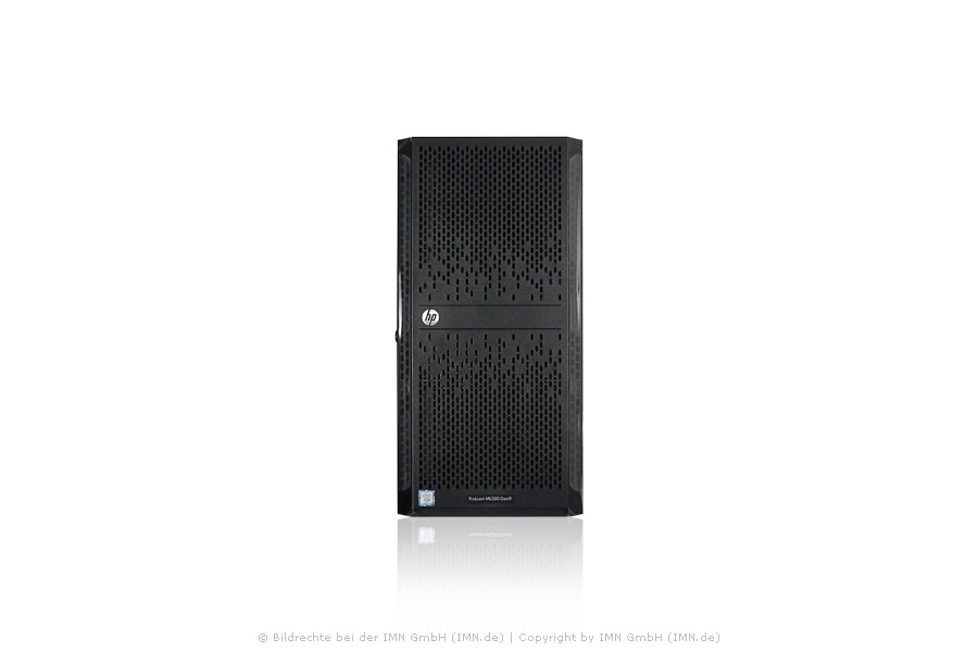 HP ProLiant ML350 Gen9, 2x E5-2667v3, 128GB, P440ar, 2x PSU, Tower