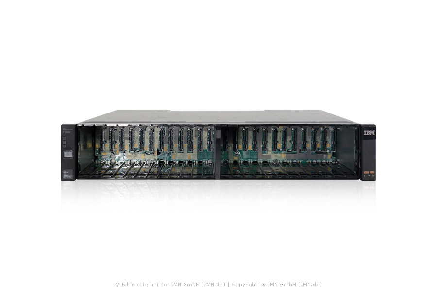IBM 2076-112 Storwize V7000 LFF Control Enclosure  (refurbished)