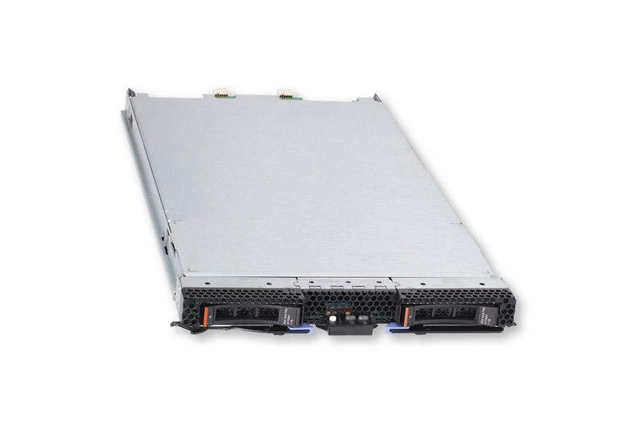 IBM BladeServer HS23, 2x E5-2670 v2, 128GB RAM
