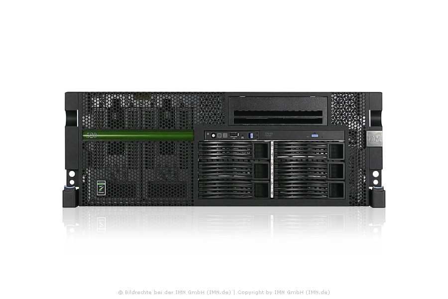 IBM  Power6 520 Express Server  (refurbished)
