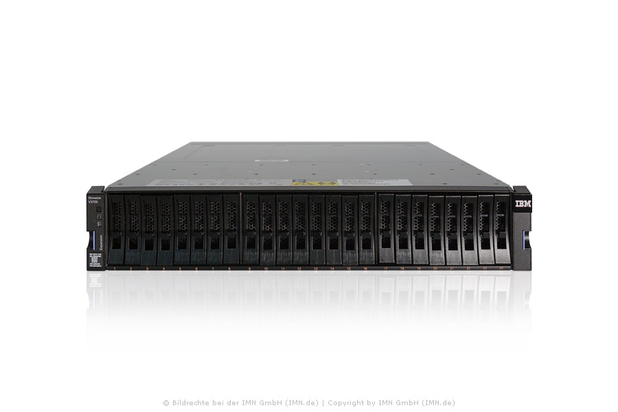 IBM Storwize V3700 SFF Expansion  (refurbished)