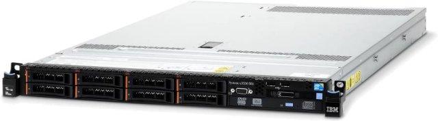IBM x3550 M4 Server, 2x E5-2620 v2, 48GB