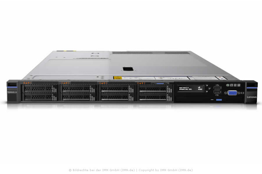 IBM x3550 M5, 2x Xeon E5-2667 v3, 64GB RAM