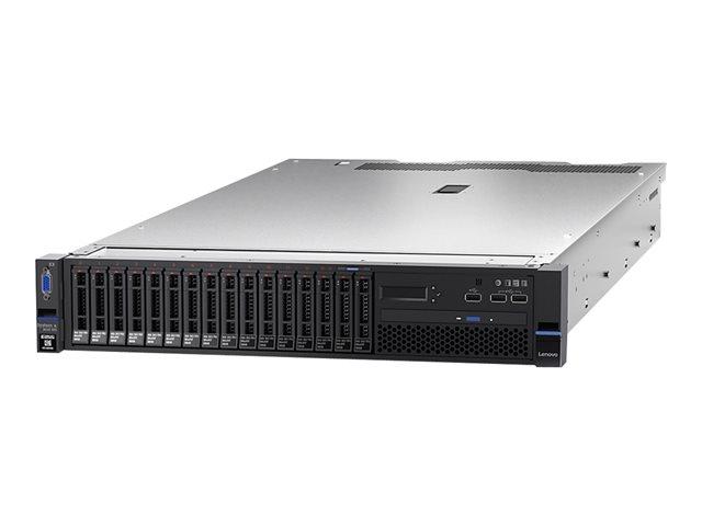 IBM x3650 M5, 2x E5-2630 v3, 64GB RAM