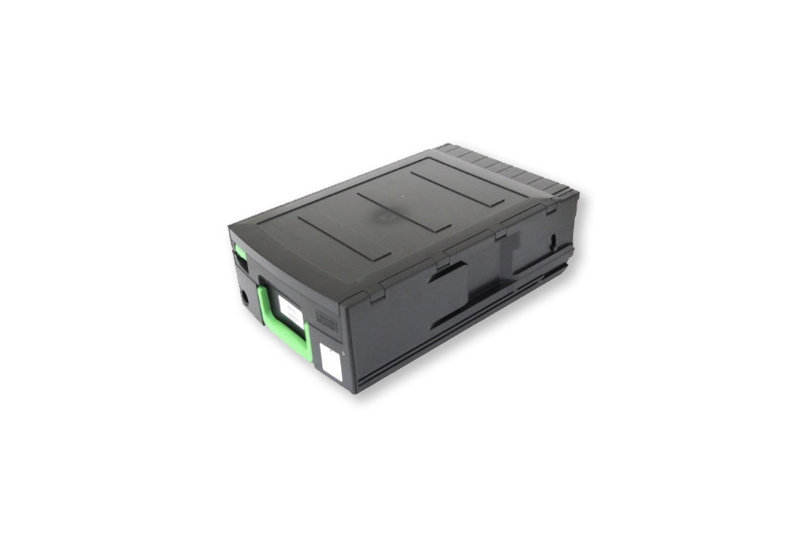 Diebold Nixdorf Geldkassette / cash box Rec. BC Fuell II