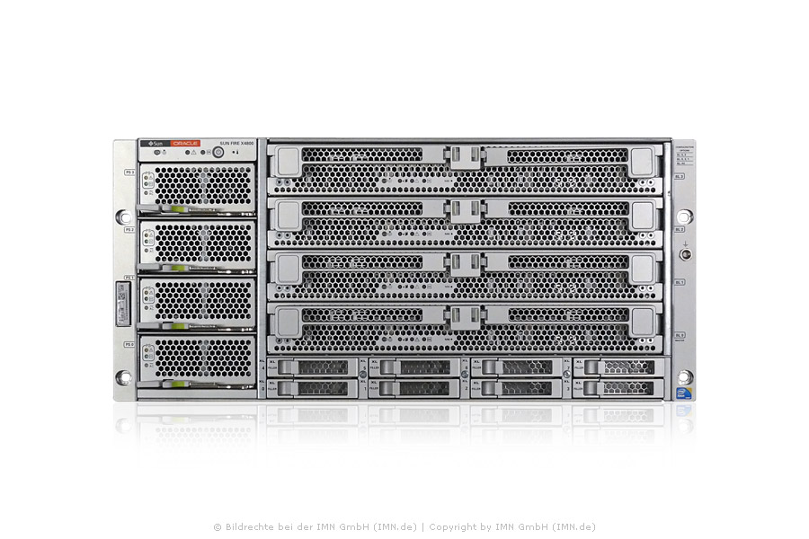 Oracle/Sun SunFire X4800 Server  (refurbished)