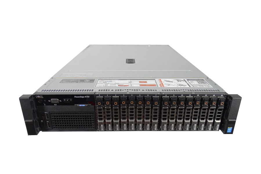 Dell PowerEdge R730 Server, 1x E5-2667 v3