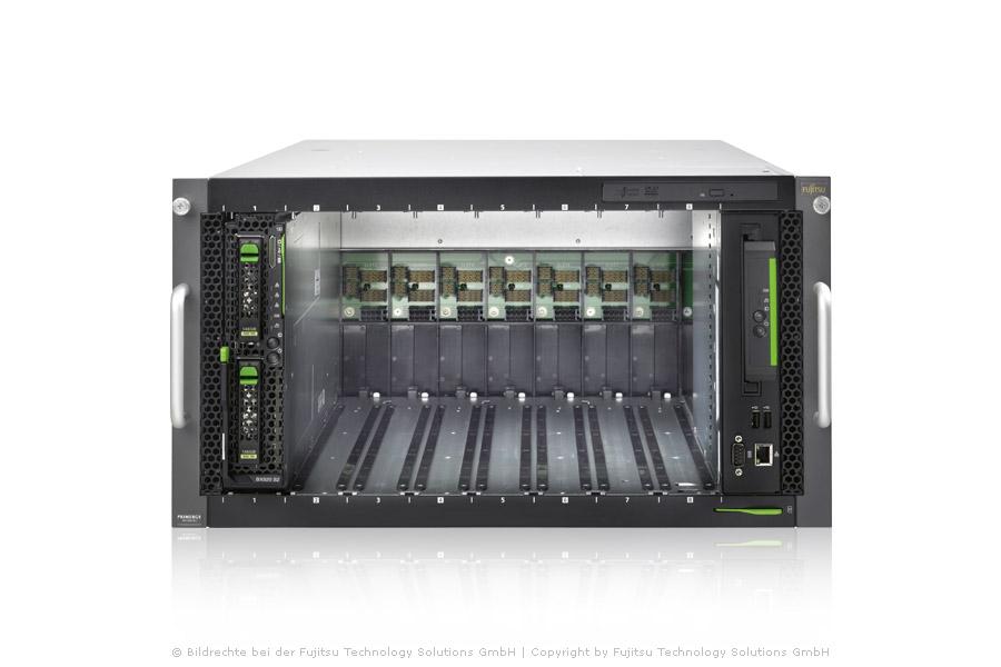 PRIMERGY BX400 S1 Blade System Unit