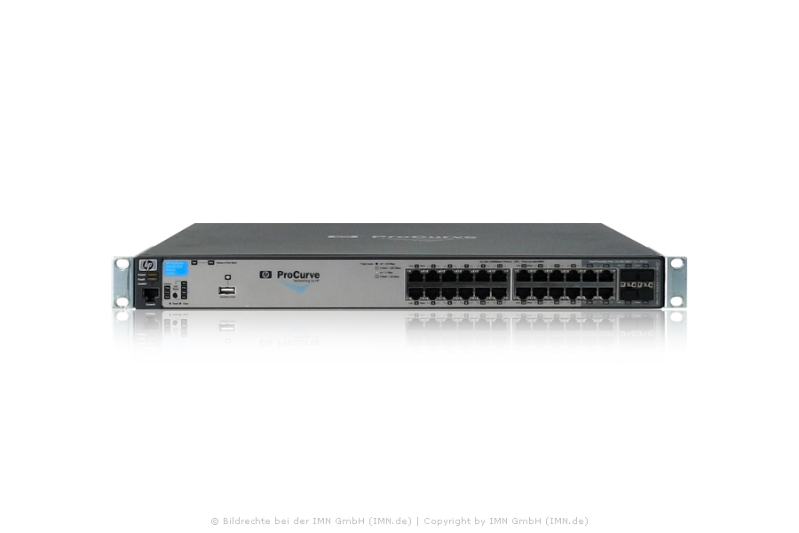 ProCurve Switch 2910al-24G-PoE+