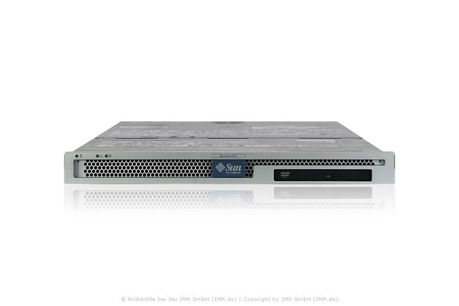 SunFire V125 Server