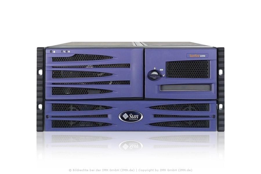 SunFire V490 Server