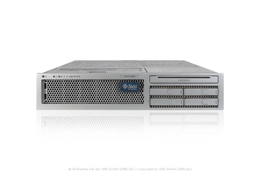 SunFire X4200 M2 Server