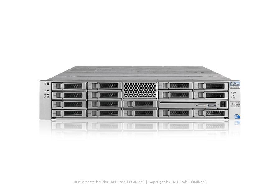 SunFire  X4270 M2 Server