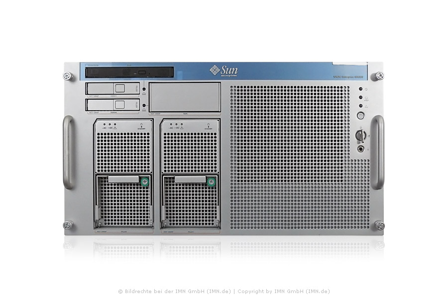 Oracle/Sun SPARC Enterprise M4000 Server  (refurbished)