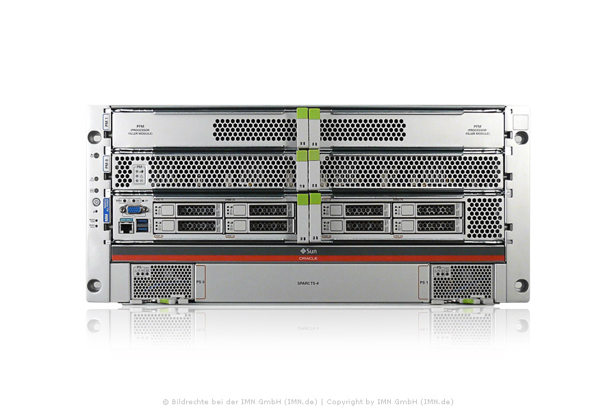 Oracle/Sun SPARC T5-4 Server