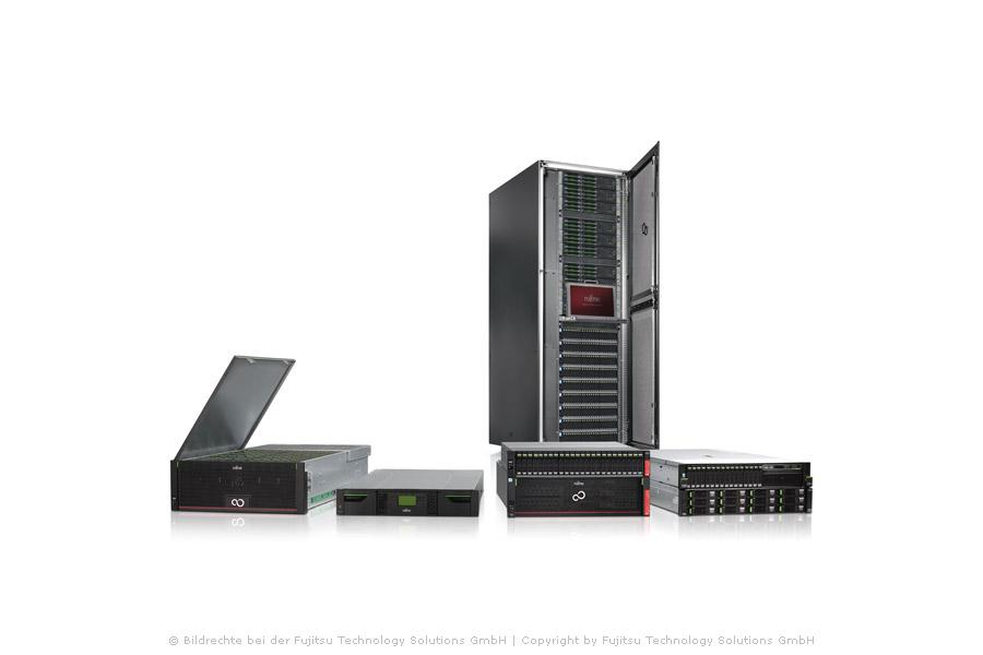 Fujitsu Storage, IT-Wiedervermarktung