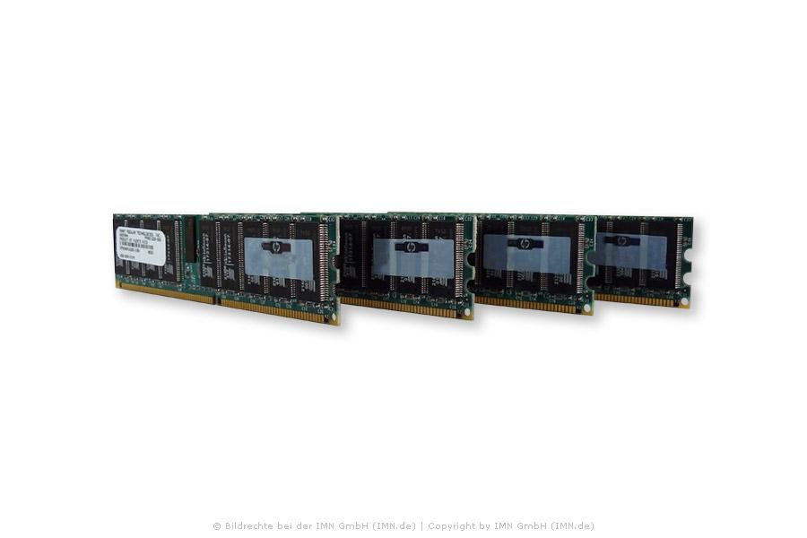 1 GB PC2100 DDR SDRAM Memory Quad