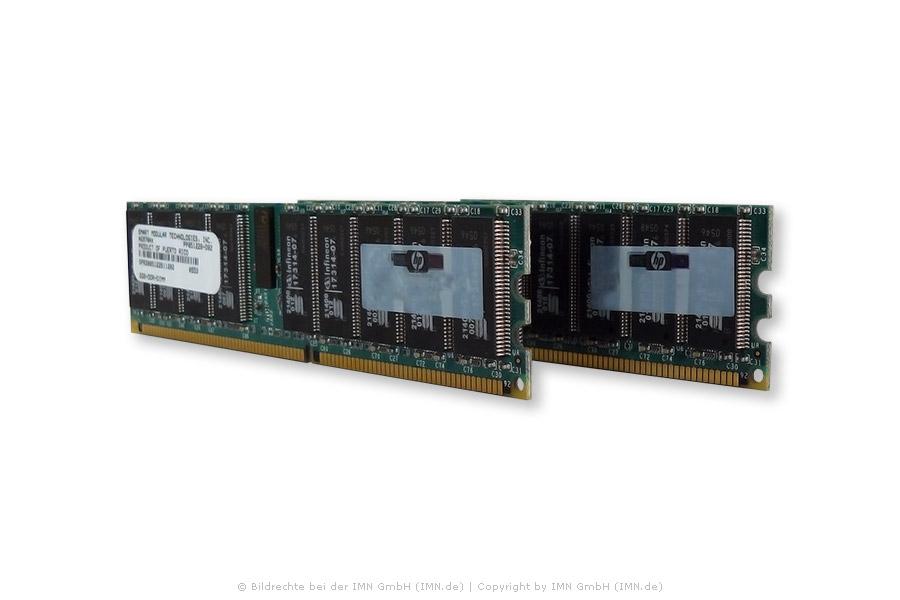 2 GB PC2100 DDR SDRAM Memory Kit