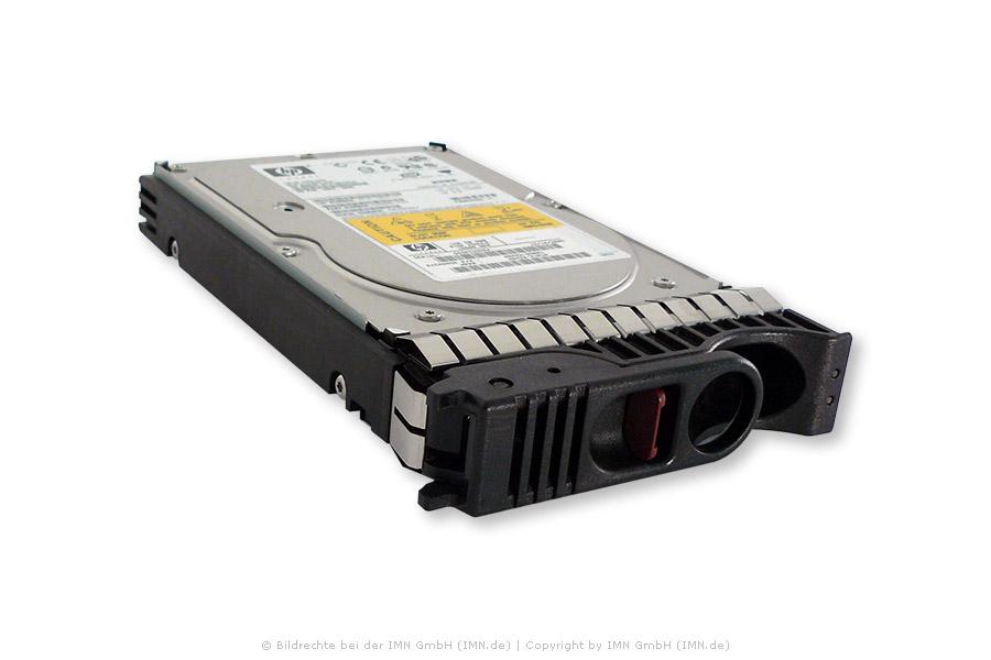 36 GB 15k hot plug Ultra160 SCSI HDD