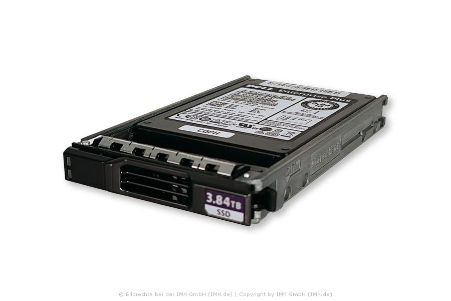 Dell Compellent 3.84TB 12G SAS SFF SSD