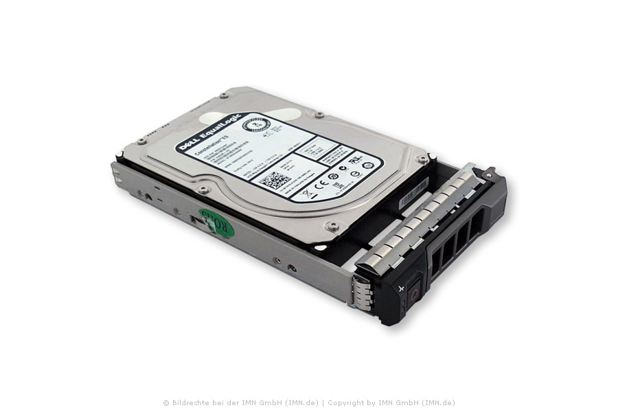 Dell 600GB 15K 6G SAS LFF HDD