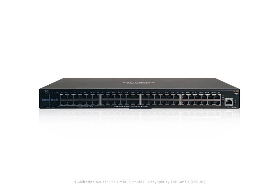 Aruba 2930F 48G 4SFP+ Switch