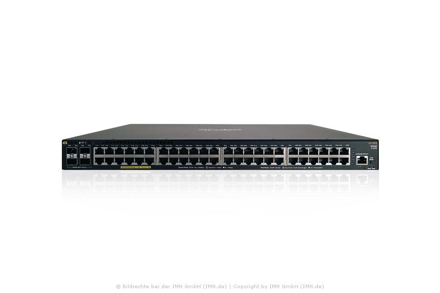 Aruba 2930F 48G PoE+ 4SFP+ Switch