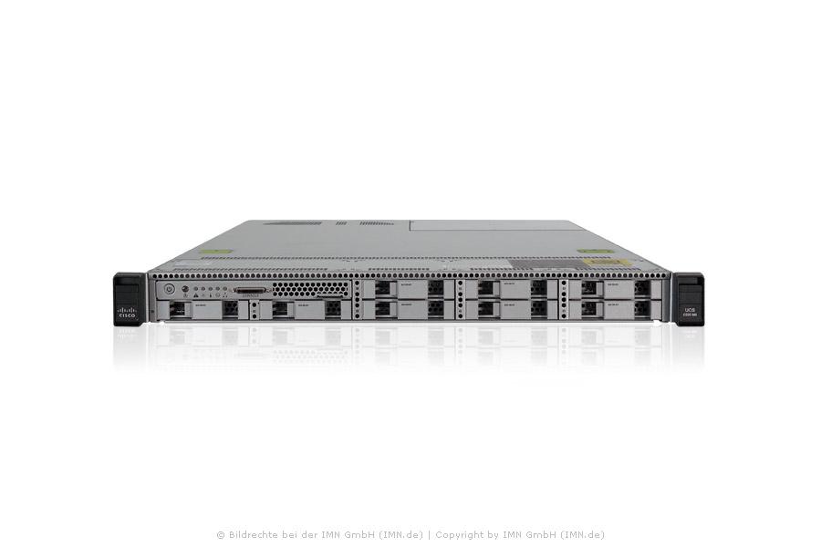 C220 M3 High-Density Rack Server