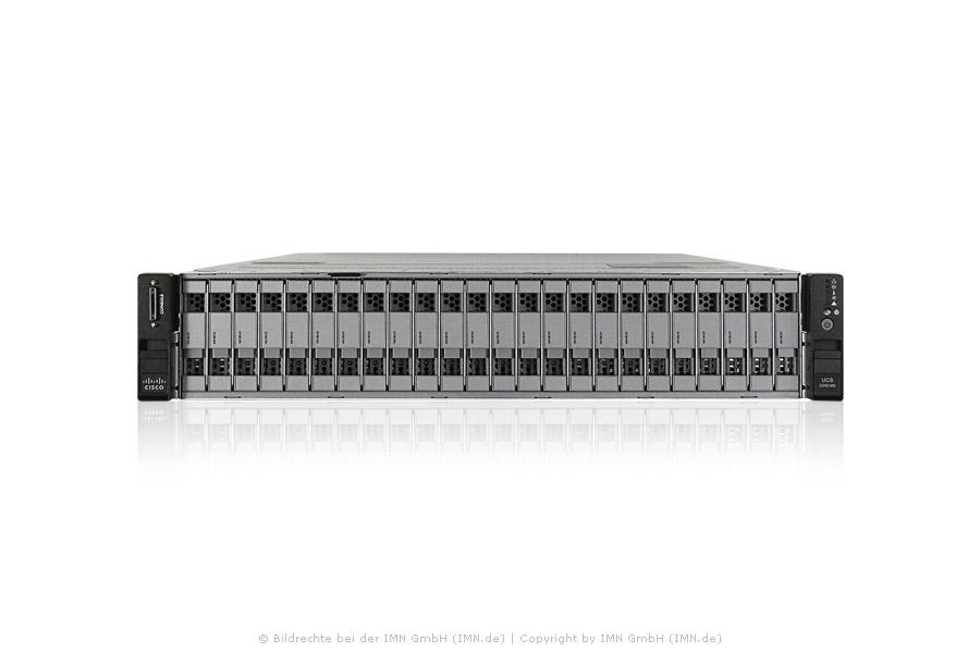 C240 M3 High-Density Rack Server